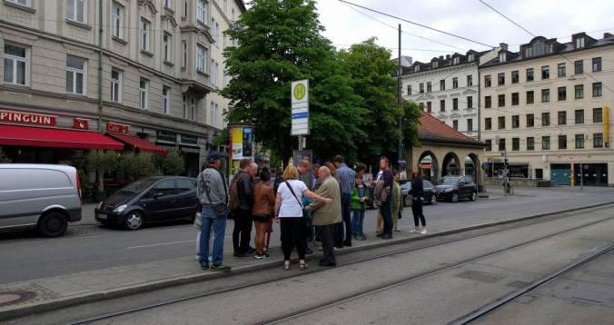 Max Weber Platz