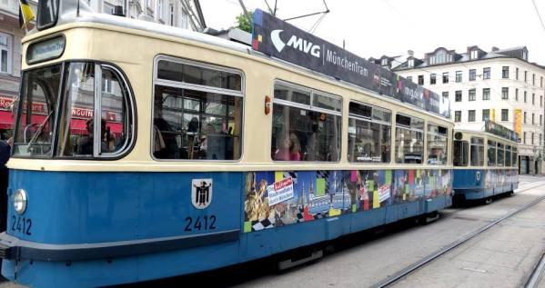 MVG Stadtrundfahrt