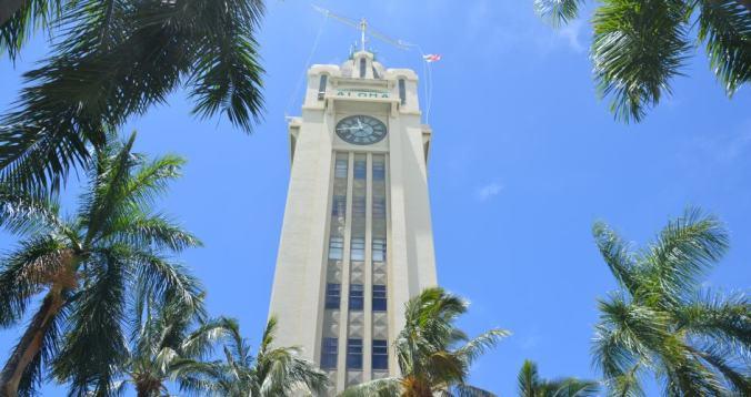 Aloha Tower Honolulu