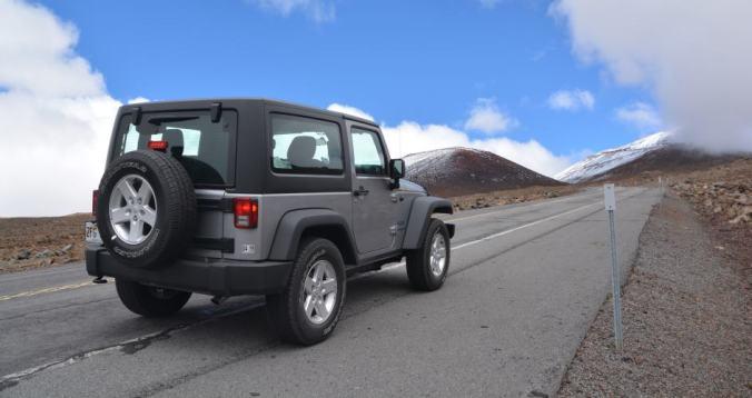 Jeep Wrangler Big Island