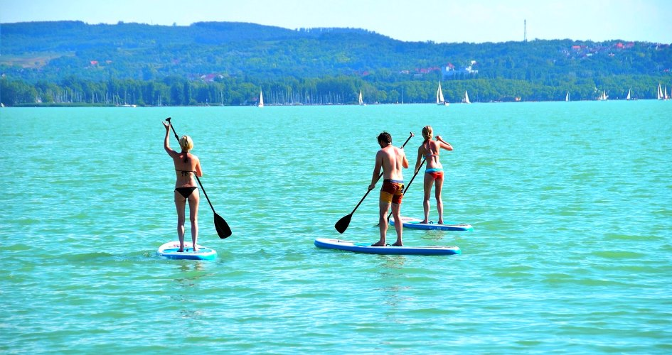 Stand-Up Paddling - Trendsport 2018