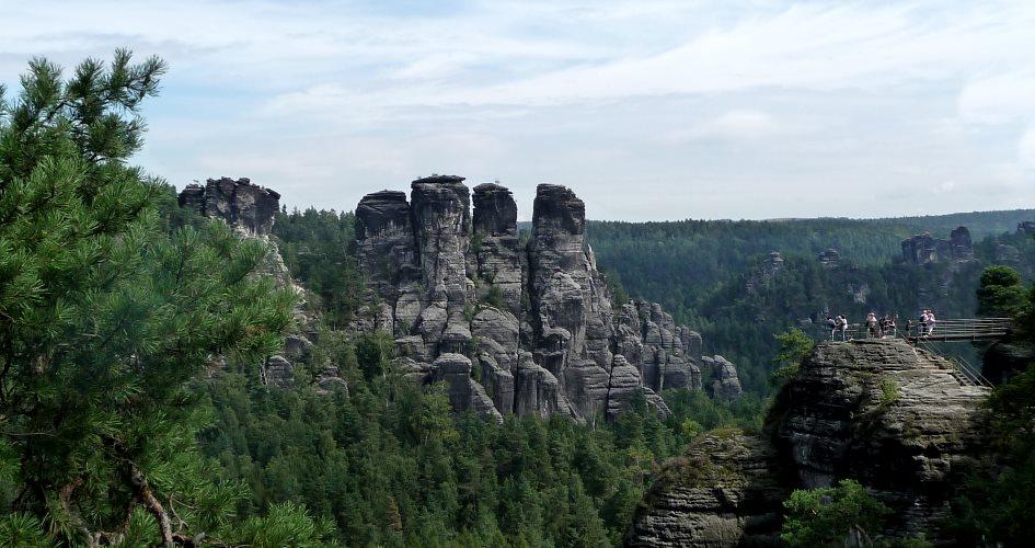 Kurzurlaub in Deutschland