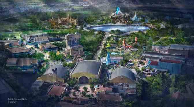 2 Milliarden Euro! Disney kündigt mehrjähriges Erweiterungsprojekt für Disneyland Paris an