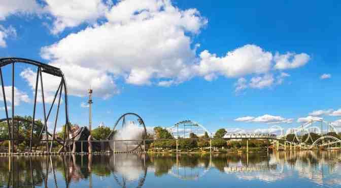 Sommerferien ideal für Familien-Kurzurlaub im Heide Park Resort