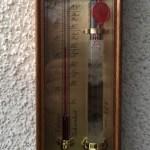 Storm Glass Barometer