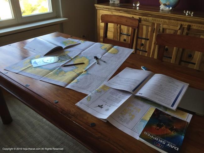 RYA Day Skipper Motor | Allabroad Sailing Academy