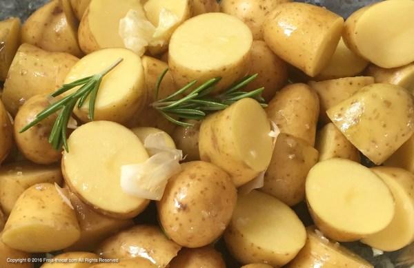 🌱 Rosemary Baked Potatoes 🌱 Rosemary Baked Potatoes 🌱 Rosemary Baked Potatoes