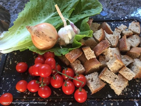 🌱 Bread Salad à la Freja 🌱 Bread Salad à la Freja 🌱 Bread Salad à la Freja