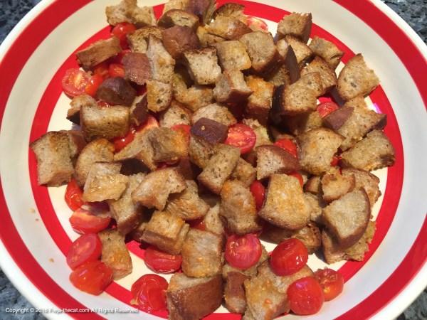 🌱 Bread Salad à la Freja 🌱 Bread Salad à la Freja 🌱 Bread Salad à la Freja 🌱 Bread Salad à la Freja 🌱 Bread Salad à la Freja