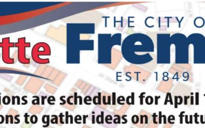 City of Fremont Charette – April 12, 13 & 14