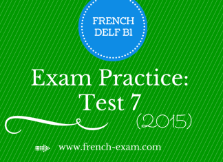 delf b1 free preparation resources and sample papers french exam. Black Bedroom Furniture Sets. Home Design Ideas
