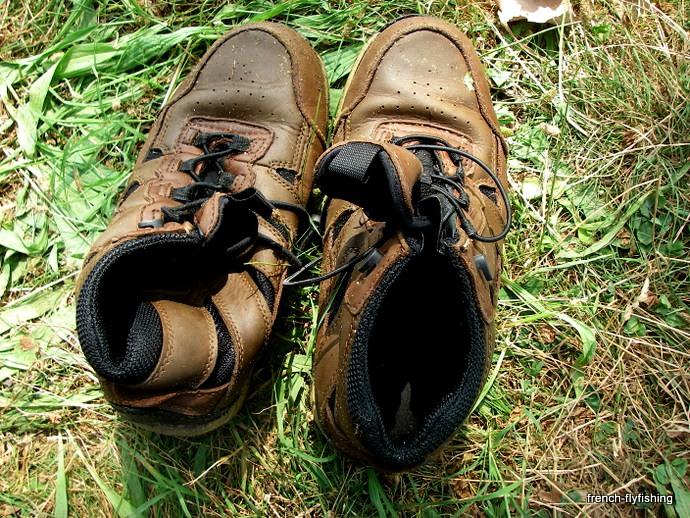 chaussure wading chota
