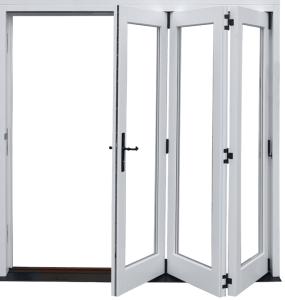 upvc bi fold doors external bi