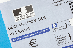 tax return France