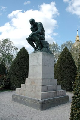 French-Lessons-Paris-Rodin-Museum-The-Thinker
