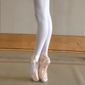バレエでダイエット=筋力スレンダーボディーを手に入れる!