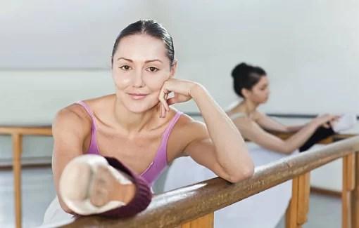 バレエをやってるだけでは痩せないって本当か?