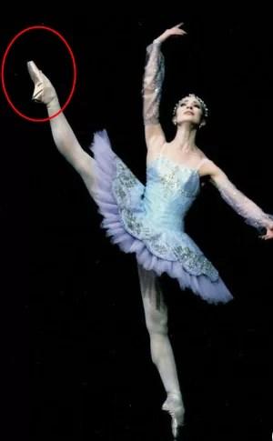 バレエでアラスゴンドを高くカンタンに上げる♪:<ギエムの法則>