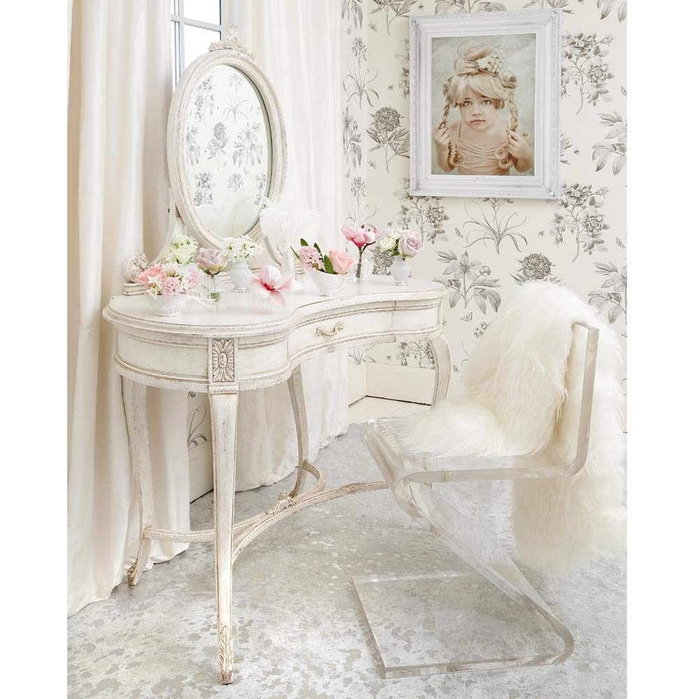 title | Shabby Chic Bedroom Chair