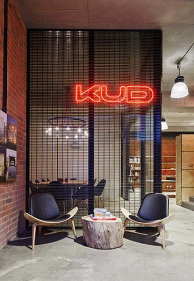 KUD reception