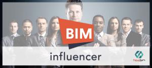 BIM influencer(s) : les 30 Professionnels Experts qui contribuent au développement du BIM en France