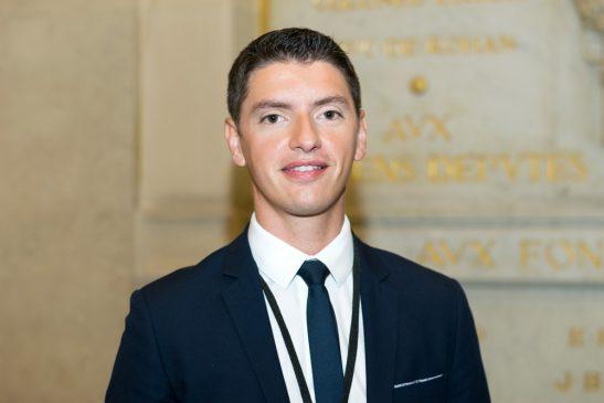 Mickaël Nogal , député LREM de Haute-Garonne