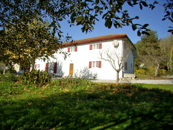Basque Farmhouse With Stunning Views Of The Pyrenees Mountains For Sale French Character Homes