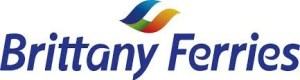 Brittany Ferries new logo