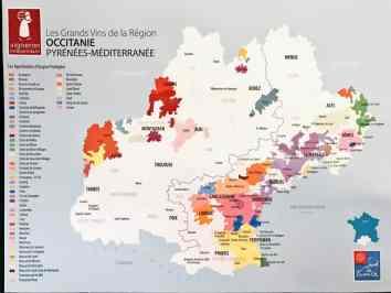 Vineyards of Occitanie