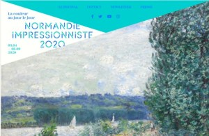 normandie-impressioniste poster 2020