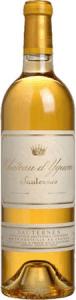 chateau d'Yquem bottle