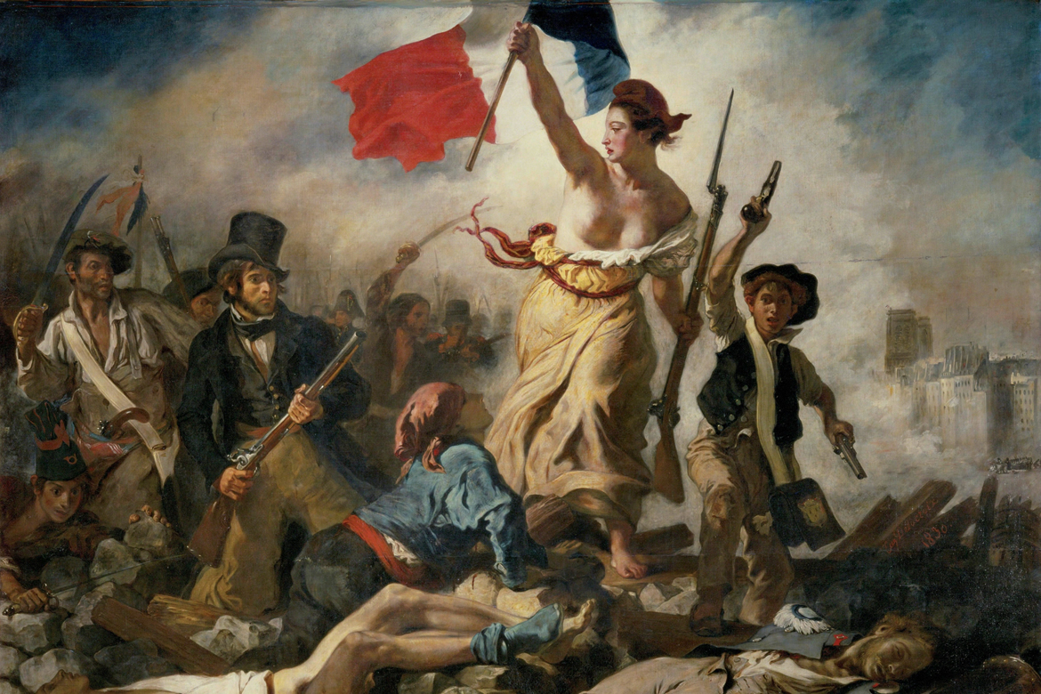 French Revolution spirit