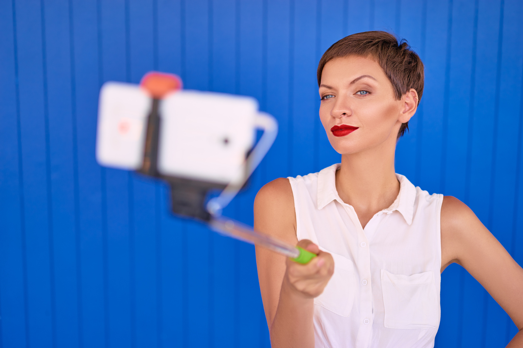 Coco selfie