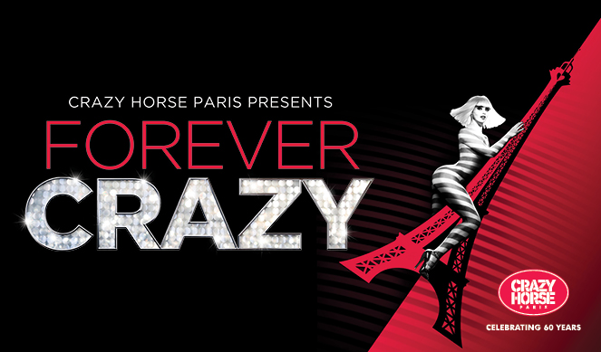 forever crazy horse - Rendez-vous with Daizy Blu, Crazy Horse dancer and show manager