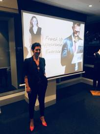 Frenchictouch - Workshop - build confidence - Slade group