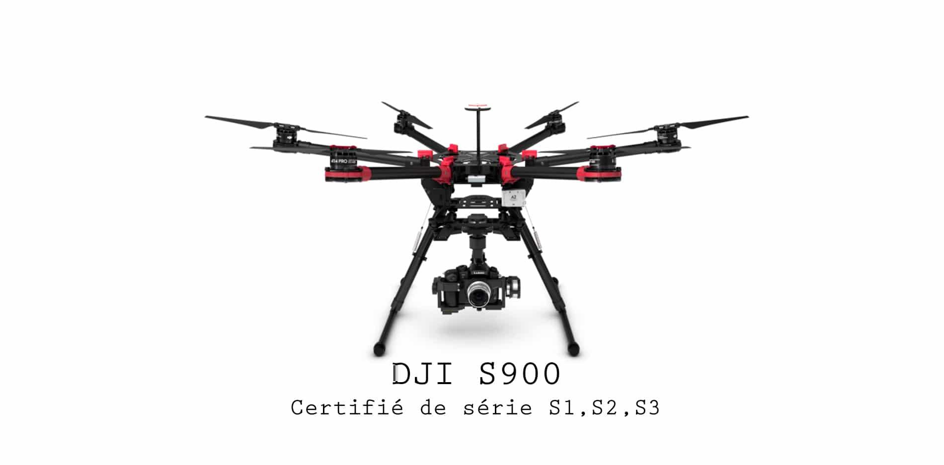 Hexacopter S900