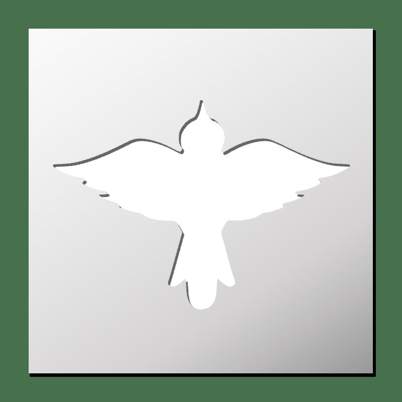 Pochoir Deco Oiseau Frenchimmo