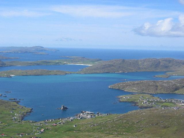 Barra Island Chris McLean