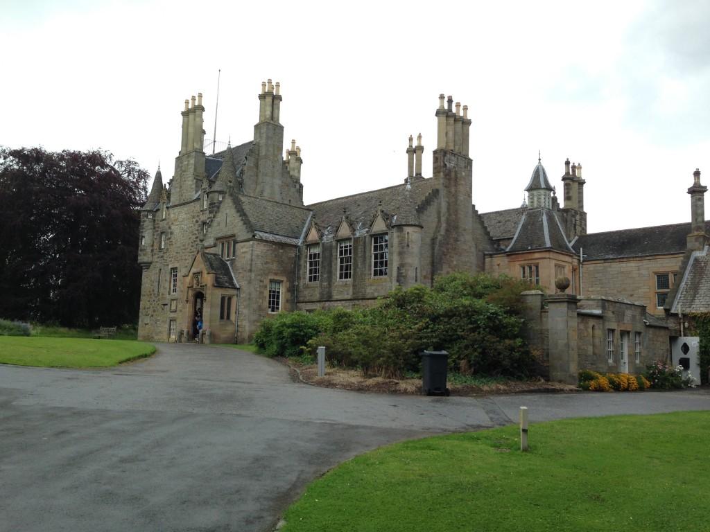 lauriston castle scotland