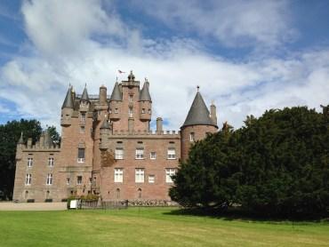 glamis castle scotland