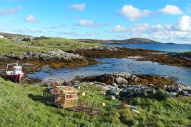 barra hebrides scotland