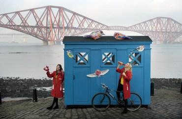 Edinburgh International Science Festival programme launch photo call credit Neil Hanna