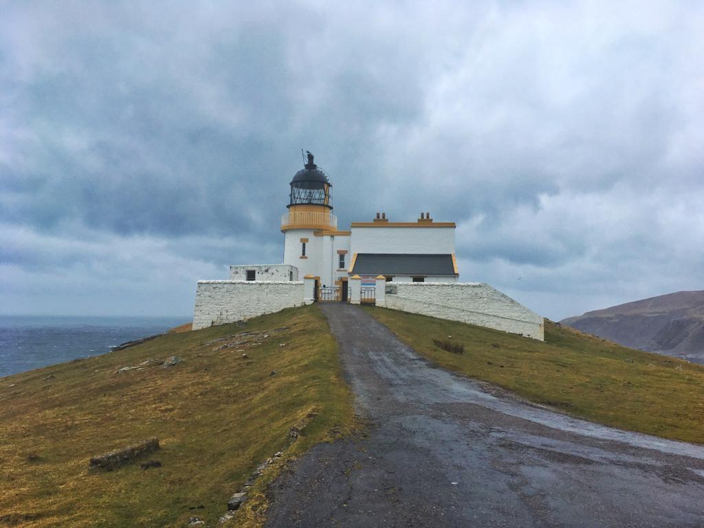 stevenson lighthouse phare