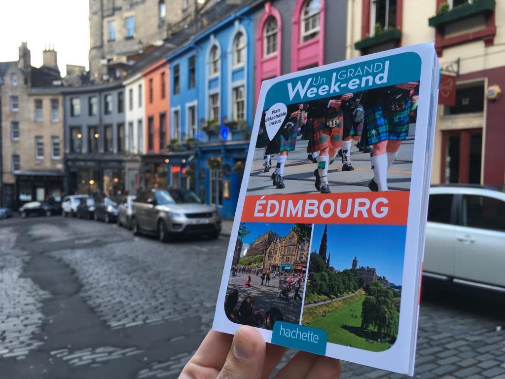 guide edimbourg un grand weekend