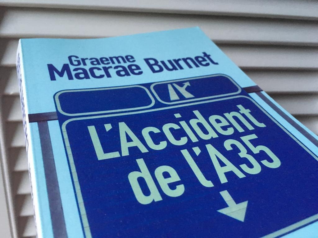 graeme macrae burnet