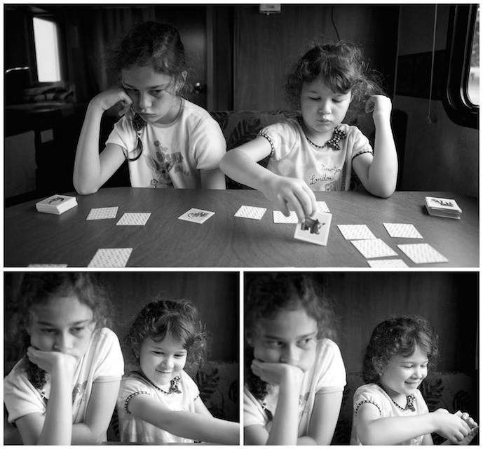 Perdre aux cartes!