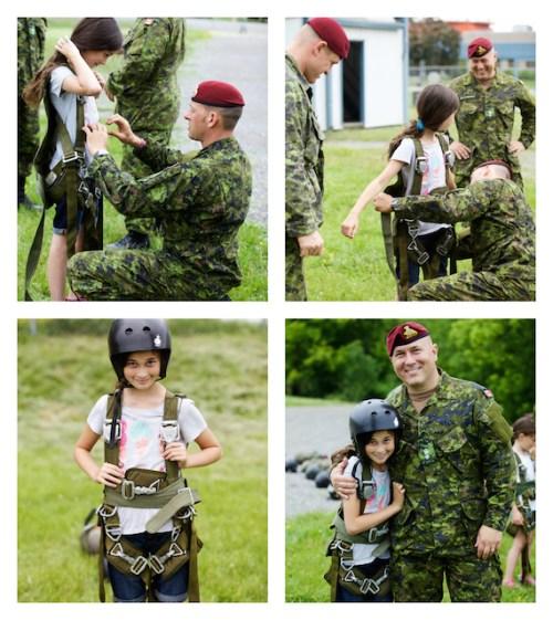 Vie militaire