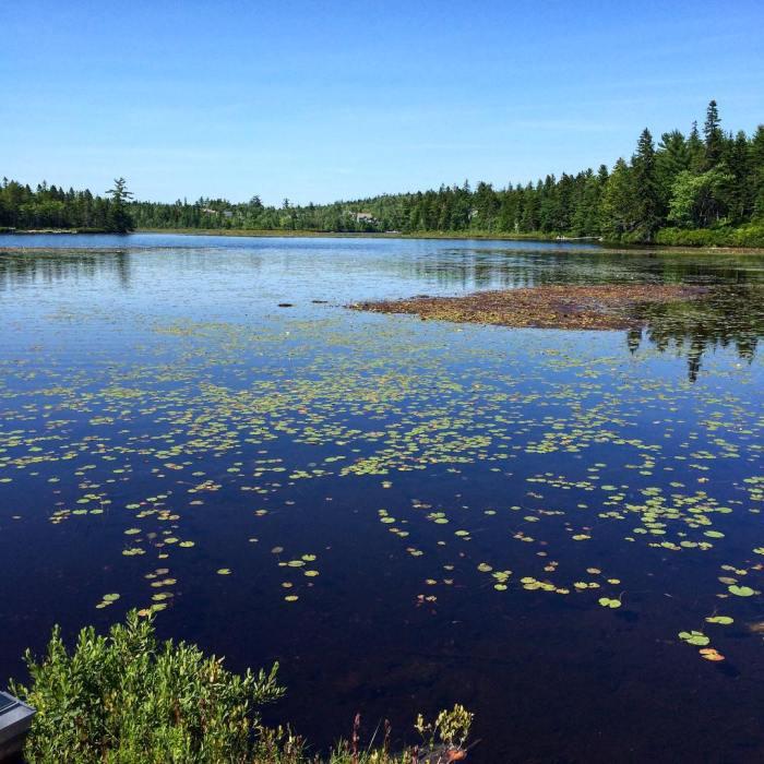 Lac, Nouvelle-Écosse