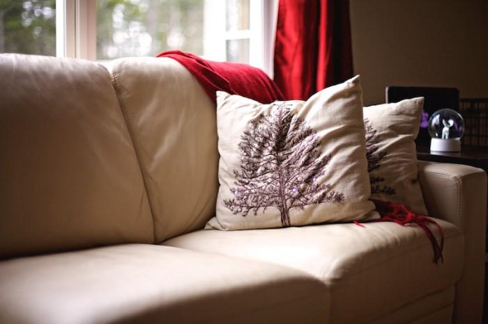Sofa sans sujet