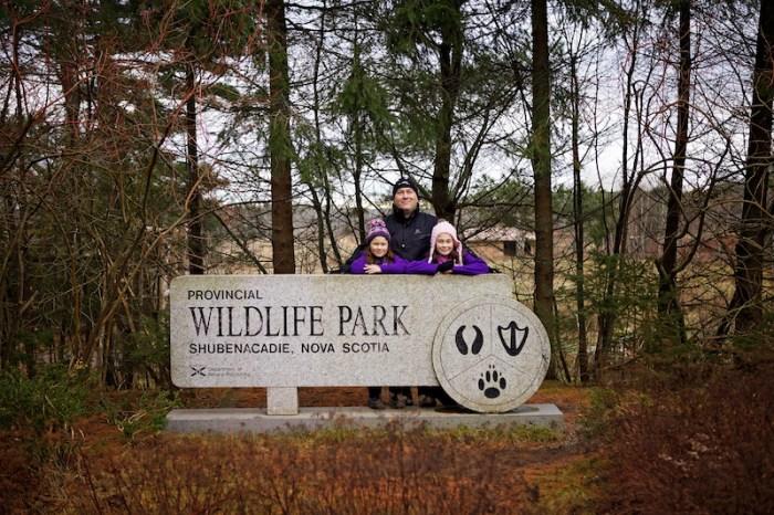 Shubenacadie Provincial Wildlife Park